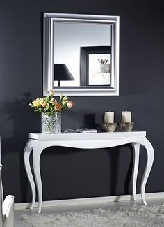 Muebles de estilo isabelino renovado