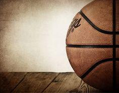 VENTA FLASH hasta medianoche Vintage baloncesto en madera