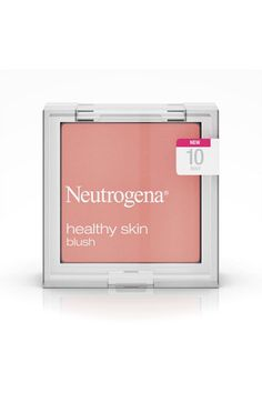 """""""I love this blush because it works well for most skin tones,"""" Avendano says about the shade named Rosy. """"For fair skin, it gives a sheer, flushed look when applied with a fan brush from the apples of the cheeks to the ear."""" Neutrogena Healthy Skin Blush in Rosy, $7.99, available at Ulta Beauty."""