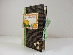El Taller de Scrap: TUTORIAL Brick-carpeta MOTHER GOOSE