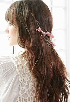 Floral-Draped Chain Headpiece | Forever 21 PLUS - 1000114728