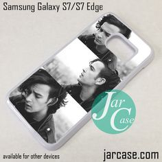 Matt Healy From The 1975 Phone Case for Samsung Galaxy S7 & S7 Edge