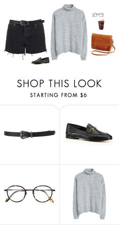 """Untitled #1831"" by tayloremily218 on Polyvore featuring Forever 21, Gucci, Frency & Mercury, MANGO and Matt & Nat"