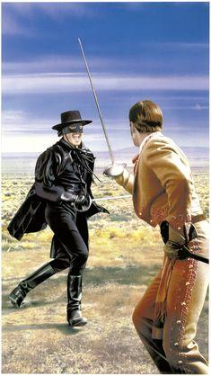 Zorro Costume, Comic Book Heroes, Comic Books, The Legend Of Zorro, Comic News, Hero World, Western Comics, The Lone Ranger, Old Tv Shows