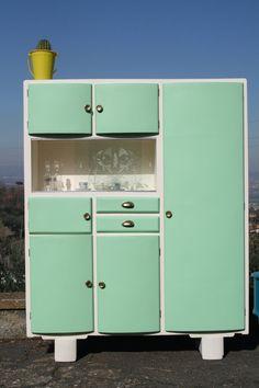 credenza anni 40 - Cerca con Google | ARCHITETTURA: cucina ...