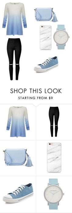 """""""maddies outfit"""" by norishaa on Polyvore featuring Joie, Kate Spade, New Look and The Horse"""
