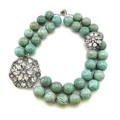 Pretty Elva Fields jewelry a mix of sparkle and beads