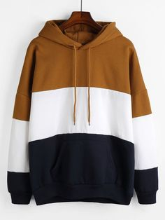 To find out about the Cut And Sew Drop Shoulder Hoodie at SHEIN, part of our latest Sweatshirts ready to shop online today! Hoodie Sweatshirts, Pullover Hoodie, Sweater Hoodie, Hoody, Hoodie Outfit, Trendy Outfits, Fashion Outfits, Women's Fashion, Vetement Fashion