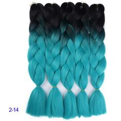 TOMO 2 3 Ombre Kanekalon Jumbo Braids Hair Extensions Synthetic Crochet Braiding Hair Bulk 1 packs/Lot Items per Package: 1 strands/packCol Box Braids Hairstyles, Cool Hairstyles, Kanekalon Jumbo Braid, Jumbo Braids, Fun Braids, Synthetic Hair Extensions, Braid In Hair Extensions, Brown Ombre Hair, Ombre Hair Color