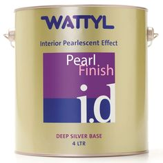 Pearlescent Wall Paint Picture