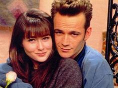 Dylan McKay and Brenda Walsh (Beverly Hills 90210)