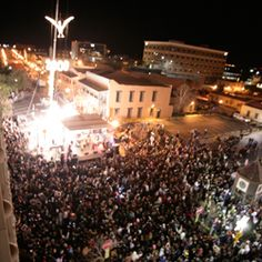 DECEMBER—Pensacola Pelican Drop New Year's celebration in downtown Pensacola. Free beach trolleys from Perdido Key!