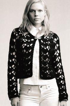 Ravelry: Sambuca Jacket pattern by Doris Chan