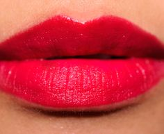 Typically not a fan of red lips but dang this looks like a nice color!