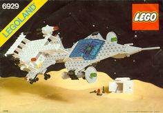 Lego Starfleet Voyager The ultimate space lego