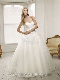 Dream Wedding Dress #weddings #dress #fashion