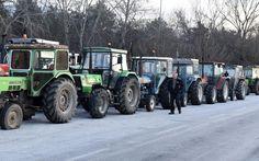 Παρέμβαση: Οι αγρότες δεν συζητούν εάν δεν αποσυρθούν τα μέτρ... Tractors, About Me Blog, News