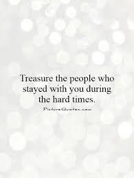 Afbeeldingsresultaat voor hard times reveal true friends