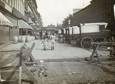 Rare historic photos of New York City