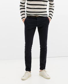 9cb130996d 27 Best zara chinos images in 2015   Chinos, Pants, Trouser pants