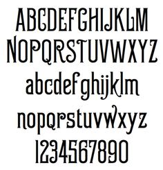 Mayer's Font on Behance