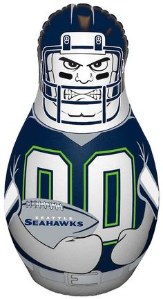 Seattle Seahawks 40-Inch Tackle Buddy Bop Bag 0385503e8