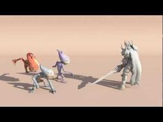 Three little cyclops - YouTube
