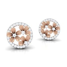 Dahalia Diamond Earring