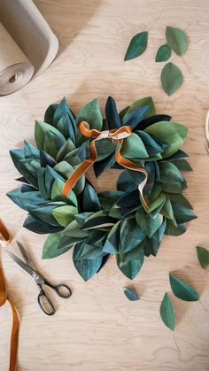 Holiday Wreaths, Holiday Crafts, Christmas Crafts, Christmas Decorations, Real Christmas Tree, Paper Decorations, Handmade Decorations, Xmas, Paper Flowers Craft