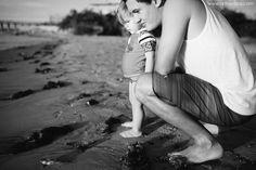 Sessão de fotografia de família na Praia em Paracuru por Arthur Rosa - fotografias especiais.