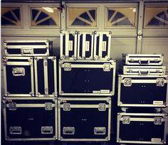 Cool new flightcases
