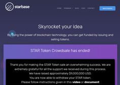 Starbase Review - Good ICO or Scam? Read My Review