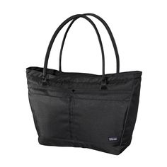 The Patagonia Transport Tote 20L is a sleek and stylish travel tote bag, made for today's contemporary traveler. Accommodates most 15-inch laptops.