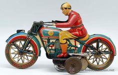 Moto carreras de Paya años 30