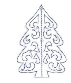 Christmas stencils to cut out of paper on the windows: 24 thousand images found in Yandeks. Christmas Stencils, Christmas Paper Crafts, Christmas Templates, Christmas Art, Christmas Projects, Christmas Holidays, Christmas Decorations, Christmas Ornaments, Kirigami