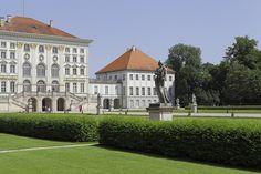 Nemecko, Mníchov-Nymphenburg-Park 7