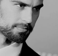 Theo James - still a Golden Boy