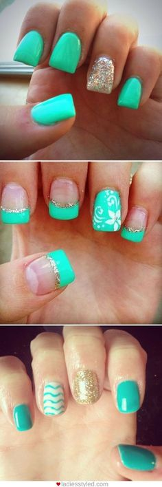 Need some nail art inspiration? browse these beautiful nail art designs and get inspired! #nails #nailart #designs