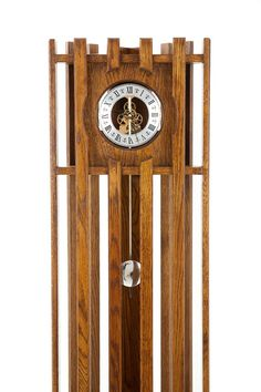 Contemporary Clocks, Modern Clock, Modern Grandfather Clock, Inventions, Distance, Inspiration, Design, Home Decor, Biblical Inspiration