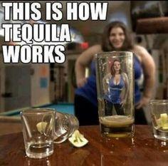 Alcohol abuse! lol