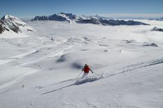 Gstaad Switzerland is the most stylish ski resort in the Alps http://www.theluxuryvacationguide.com/gstaad/