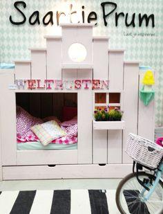 Slaaphut #kids Saartje Prum shop, kinderkamer. Driebergen, Netherlands. | Flavourites by Kinderkamerstylist