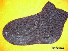 Ponožky pletené na dvou jehlicích Socks, Fashion, Moda, Fashion Styles, Sock, Stockings, Fashion Illustrations, Ankle Socks, Hosiery