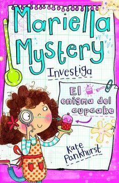 Mariella es una niña de 9 años que resuelve los misterios mas enrevesados...
