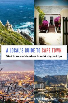 A local's guide to Cape Town, South Africa; Discover the top #attractions in Cape Town, restauranta in Cape Town, hotels in Cape Town, off the beaten path things to see and do in Cape Town; #CapeTown, #SouthAfrica, #travelguide