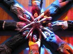 Mandala Kids Yoga Lessons! The Best Synchronized Kaleidoscope Movement Curriculum for Beginners - YouTube