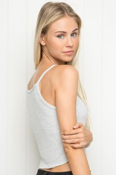 Brandy ♥ Melville | Haiden Tank - Tops - Clothing