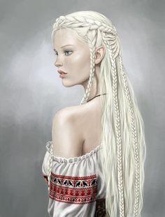 Kseniya by dashinvaine.deviantart.com on @DeviantArt