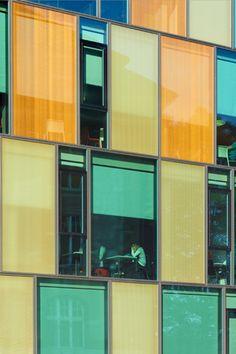 Centro Profissional de Friburgo – Suiça | concursosdeprojeto.org