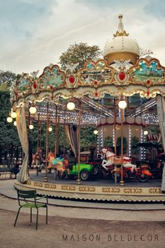 BELDECOR: une promenade à Paris